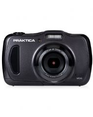 PRAKTICA Luxmedia WP240 Camera Graphite 20MP 4x Internal Optical Zoom Waterproof